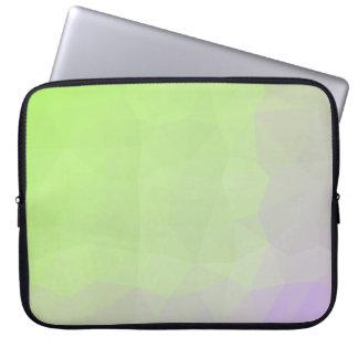 Protection Pour Ordinateur Portable Conceptions abstraites et élégantes de Geo -