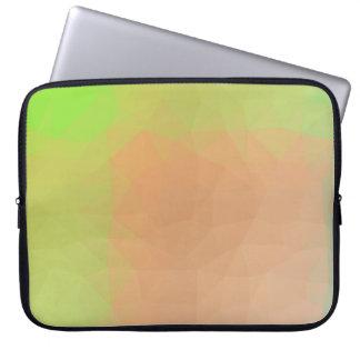 Protection Pour Ordinateur Portable Conceptions abstraites et élégantes de Geo - calme