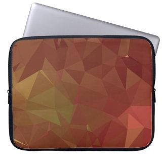Protection Pour Ordinateur Portable Conceptions abstraites et modernes de Geo -