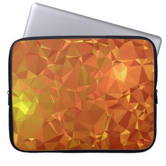 Protection Pour Ordinateur Portable Conceptions abstraites et modernes de Geo - gemme