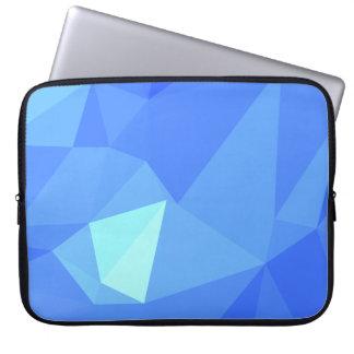 Protection Pour Ordinateur Portable Conceptions abstraites et propres de Geo - charme