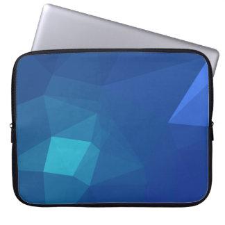 Protection Pour Ordinateur Portable Conceptions abstraites et propres de Geo - fleur