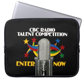 Protection Pour Ordinateur Portable Concurrence par radio de talent de CBC - promo