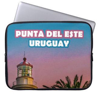 Protection Pour Ordinateur Portable Copie d'affiche de Punta del Este