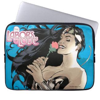 Protection Pour Ordinateur Portable Couverture comique #178 de femme de merveille