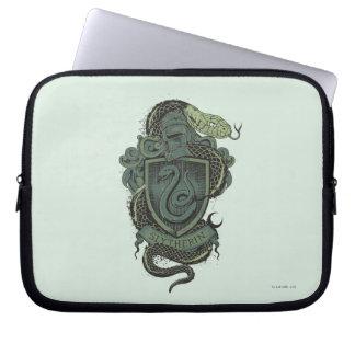Protection Pour Ordinateur Portable Crête de Harry Potter | Slytherin