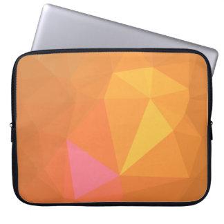 Protection Pour Ordinateur Portable Dessin géométrique abstrait de LoveGeo - écorce de