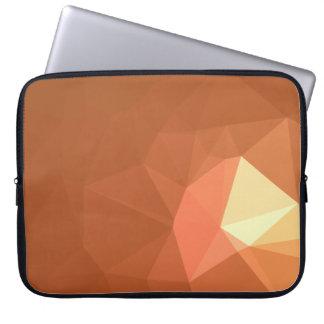 Protection Pour Ordinateur Portable Dessin géométrique abstrait de LoveGeo - fleur de