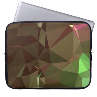 Protection Pour Ordinateur Portable Dessins géométriques élégants et propres - ange de