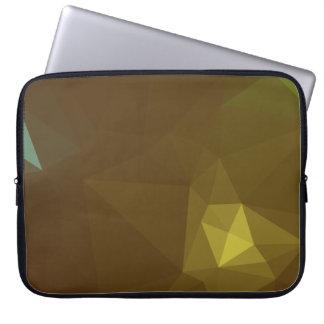 Protection Pour Ordinateur Portable Dessins géométriques élégants et propres - pyrite