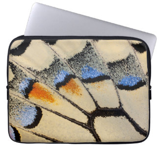 Protection Pour Ordinateur Portable Détail crème d'aile de papillon de couleur