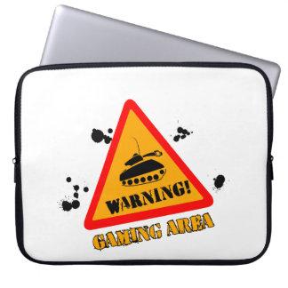 """Protection Pour Ordinateur Portable Douille d'avertissement 15"""" d'ordinateur portable"""