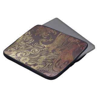 Protection Pour Ordinateur Portable Douille d'or d'ordinateur portable de brocard