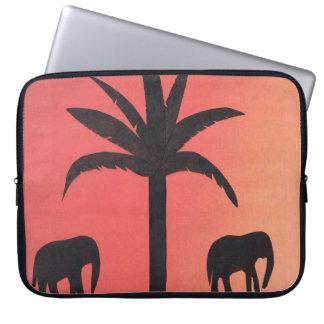 Protection Pour Ordinateur Portable Douille d'ordinateur avec la conception d'éléphant