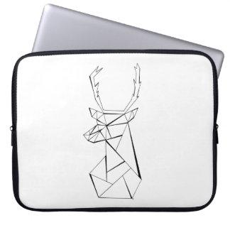Protection Pour Ordinateur Portable Douille d'ordinateur portable de cerfs communs