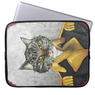 Protection Pour Ordinateur Portable Douille d'ordinateur portable de chat