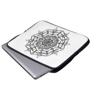 Protection Pour Ordinateur Portable Douille d'ordinateur portable de mandala