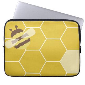 Protection Pour Ordinateur Portable Douille d'ordinateur portable de motif de nid