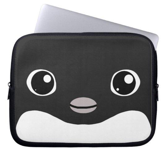 protection pour ordinateur portable douille d 39 ordinateur portable de pingouin d 39 adelie. Black Bedroom Furniture Sets. Home Design Ideas