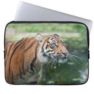 Protection Pour Ordinateur Portable Douille d'ordinateur portable de tigre