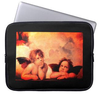 Protection Pour Ordinateur Portable Douille d'ordinateur portable du néoprène anges de
