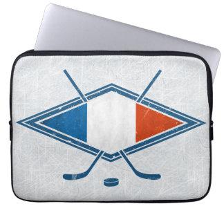 Protection Pour Ordinateur Portable Douille française d'ordinateur portable de logo de