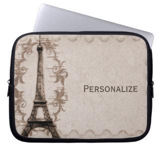 Protection Pour Ordinateur Portable Douille grunge d'ordinateur portable de Latte Pari
