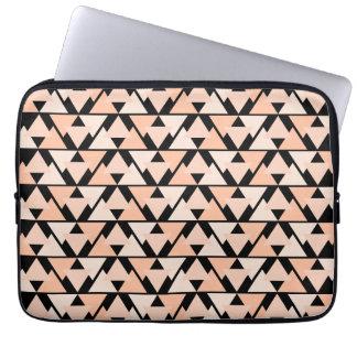 Protection Pour Ordinateur Portable Douille orange en pastel d'ordinateur portable de