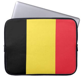 Protection Pour Ordinateur Portable Drapeau de la Belgique