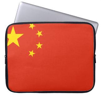Protection Pour Ordinateur Portable Drapeau de la Chine