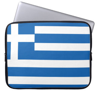 Protection Pour Ordinateur Portable Drapeau de la Grèce