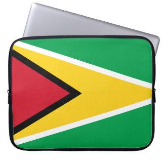Protection Pour Ordinateur Portable Drapeau de la Guyane