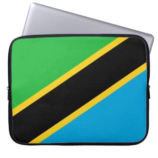 Protection Pour Ordinateur Portable Drapeau de la Tanzanie