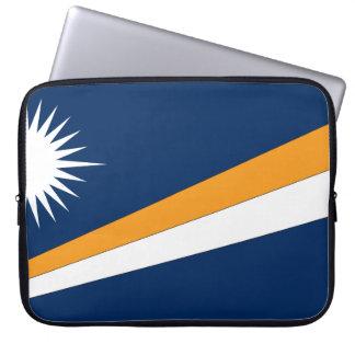 Protection Pour Ordinateur Portable Drapeau des Marshall Islands
