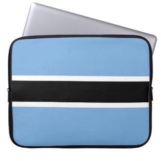 Protection Pour Ordinateur Portable Drapeau du Botswana