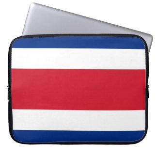 Protection Pour Ordinateur Portable Drapeau du Costa Rica