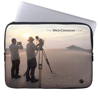 Protection Pour Ordinateur Portable Dunes de sable d'Athabasca