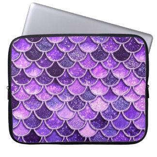 Protection Pour Ordinateur Portable Échelles ultra-violettes de sirène de parties