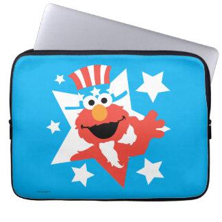 Protection Pour Ordinateur Portable Elmo comme Oncle Sam