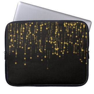 Protection Pour Ordinateur Portable Étoiles d'or