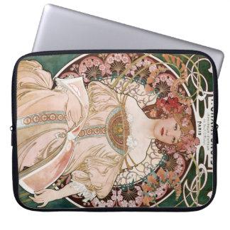 Protection Pour Ordinateur Portable F. Champenois Imprimeur-Editeur d'Alphonse Mucha