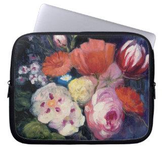 Protection Pour Ordinateur Portable Fleur fraîche de ressort de coupe