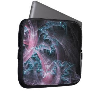 Protection Pour Ordinateur Portable Fractale foncée