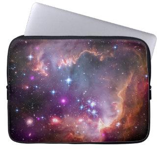 Protection Pour Ordinateur Portable Galaxie lumineuse