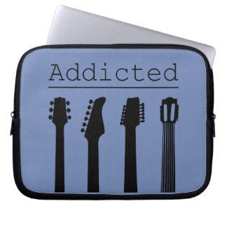 Protection Pour Ordinateur Portable Guitare dépendante