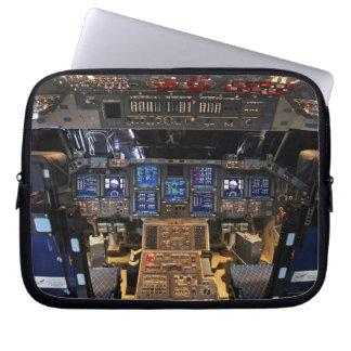 Protection Pour Ordinateur Portable Habitacle de poste de pilotage d'effort de navette