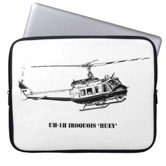 Protection Pour Ordinateur Portable Hélicoptère d'Iroquois d'UH-1H