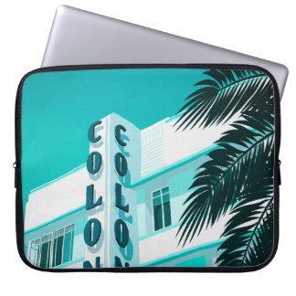 Protection Pour Ordinateur Portable Hôtel Miami de colonie