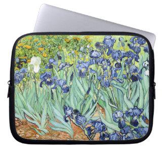 Protection Pour Ordinateur Portable Iris par Van Gogh