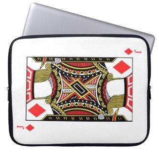 Protection Pour Ordinateur Portable Jack des diamants - ajoutez votre image